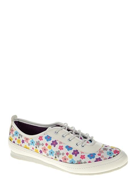 Sanbe Spor Ayakkabı Beyaz